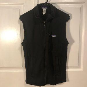 Men's Black Patagonia Vest
